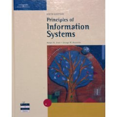 Principles of Information Systems: Enhanced 6th by Ralph Stair 0619216077