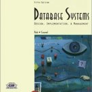 Database Systems: Design, Implementation, and Management 5th by Peter Rob 061906269X