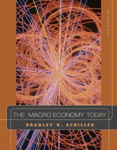 The Macro Economy Today 10th by Bradley R. Schiller 0073137839