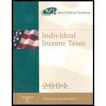 West Federal Taxation: Individual Income Taxes 2004 27th by Hoffman 0324189532