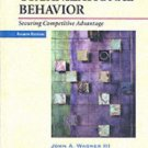 Organizational Behavior 5th by John R. Hollenbeck 0030289467