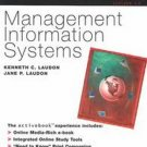 Management Information Systems Activebook 7th by Kenneth C. Laudon 0130663557