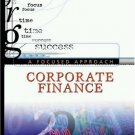 Corporate Finance by Eugene F. Brigham 0324180357