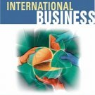 International Business 3rd by James Calvert Scott 0538728604