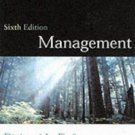 Management 6th by Richard L. Daft 0030351383