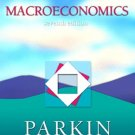Macroeconomics 7th Edition by Michael Parkin 0321399439