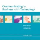 New Perspectives on Communicating in Business with Technology by Cram 0619267917