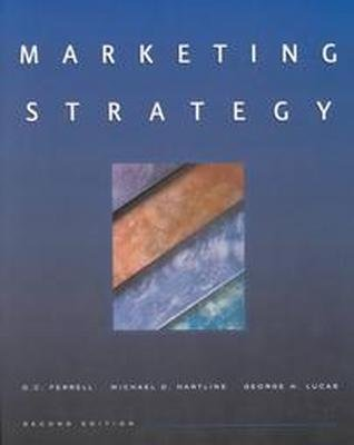 Marketing Strategy 2nd by George H. Lucas Jr. 0030321034