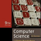 Computer Science: An Overview 9th by Glenn Brookshear 0321387015