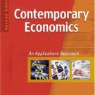 Contemporary Economics: An Applications Approach by Carbaugh 2nd by Robert J. Carbaugh 032412080X