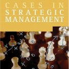 Cases in Strategic Management, Annual Update 6th by Charles Hill 0618497730