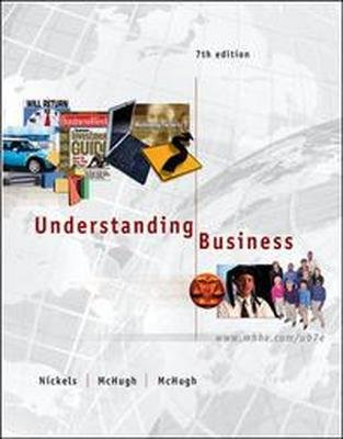 Understanding Business 7th by James M. McHugh 0072538767