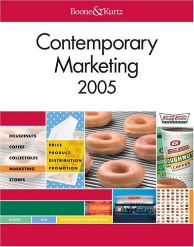 Contemporary Marketing 2005 by Louis E. Boone 0324221924