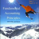 Fundamental Accounting Principles 7th Volume 2 by Barbara Chiappetta 007294725X