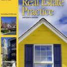 Modern Real Estate Practice 16th by Fillmore W. Galaty 0793144280