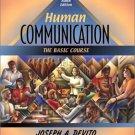 Human Communication 9th by Joseph A. De Vito 0205353908