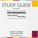 Microeconomics Study Guide by Rosemary Cunningham 0716757559