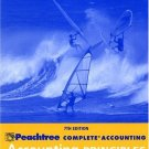 Accounting Principles: Peachtree Complete Accounting 7th by Weygandt 0471477354