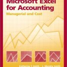 Microsoft Excel for Accounting: Managerial and Cost by Katherine T. Smith 0130085537