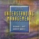 Understanding Management 3rd by Daft 0030318165