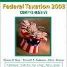 Prentice Hall Federal Taxation 2003: Comprehensive by Thomas R. Pope 0130647330