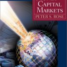 Money and Capital Markets 8th by Peter S. Rose 0072835761