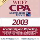Wiley CPA Examination Review 2003 by Patrick R. Delaney  0471265004