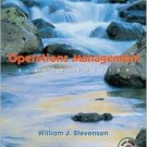 Operations Management 8th Ed. by William J. Stevenson 0072971223