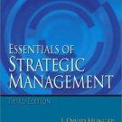 Essentials of Strategic Management 3rd Ed. by J. David Hunger 013046595X