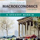 Principles of Macroeconomics 3rd Ed. by N. Gregory Mankiw 0324171897