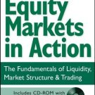 Equity Markets in Action by Robert A. Schwartz 047146922X