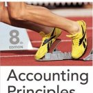 Accounting Principles 8th Ed. by Jerry J. Weygandt 0471980196