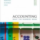 Accounting: What the Numbers Mean 7th Ed. by David Marshall 0073011215