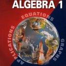 Algebra 1 by Larson 0395937760