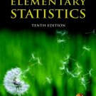 Elementary Statistics 10th Edition by Mario F. Triola 0321331834