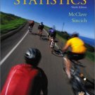 Statistics 9th Edition by James T. McClave 0130655988