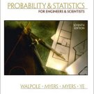 Probability and Statistics for Engineers and Scientists 7th Edition by Ronald E. Walpole 0130415294