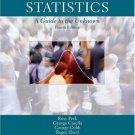 Statistics: A Guide to the Unknown by Roxy L. Peck 0534372821