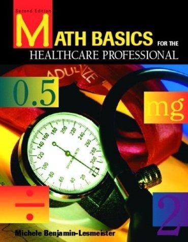 Math: Principles and Practice 2nd Ed. by Benjamin-Chung 0131133721
