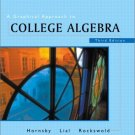 A Graphical Approach to College Algebra 3rd Edition by John Hornsby 0201735091