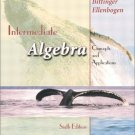 Intermediate Algebra: Concepts and Applications 6th Ed. by Marvin L. Bittinger 0201708485