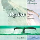 Elementary Algebra: Concepts and Applications 6th Edition by Marvin L. Bittinger 0201719657