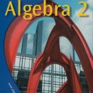 Algebra 2, Student Edition by McGraw-Hill 0078279992