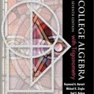 College Algebra With Trigonometry 7th Sub Edition by Raymond A. 0072368691