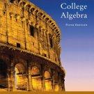 College Algebra 5th Edition by Richard N. Aufmann 061838670X