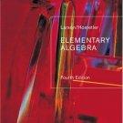 Elementary Algebra 4th Ed. by Ron Larson 0618388176