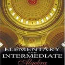 Elementary and Intermediate Algebra by Tom Carson 0201729628