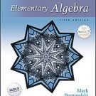 Elementary Algebra 5th Edition by Mark Dugopolski 0072934662
