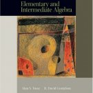 Elementary and Intermediate Algebra 3rd Ed. by Alan S. Tussy 0534419321