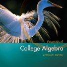 Essentials of College Algebra, Alternate Edition by Margaret L. Lial 0321491858